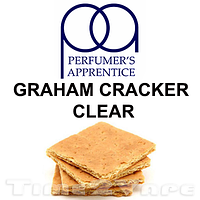 Ароматизатор TPA Graham Cracker Clear (Грэхэм Крекер)