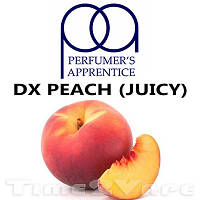 Ароматизатор TPA DX Peach Juicy (Сочный Персик)
