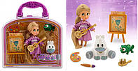 Набор Disney Rapunzel Mini Doll Play Set из серии Animators' Collection.
