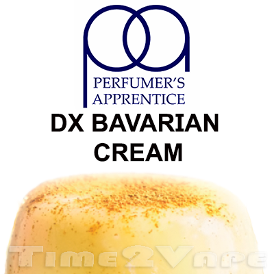 Ароматизатор TPA DX Bavarian Cream (Баварский Крем)