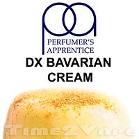 Ароматизатор TPA DX Bavarian Cream (Баварский Крем)