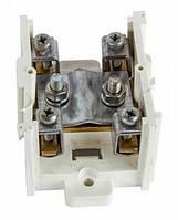 Клеммная колодка магистральная (проходимая) e.tc.main.brass.95, 1х95 мм.кв./4х16 мм.кв..,латунный контакт
