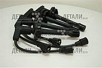 Провода высоковольтные силиконовые 406 двигатель с надсвечниками SPART ГАЗ - 3110