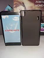 Чехол силиконовый накладка Lenovo A7000 K3 Note