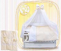 Детская постель в кроватку от производителя Аист