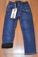 Детские джинсы на мальчика (утепленные) 104,110р.