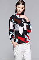 Женская рубашка Red Black Plaid СС6781