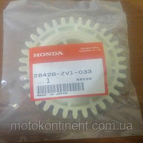 28426-ZV1-033 Шестерня ручного стартера Honda BF 5, фото 2