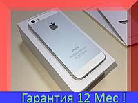 IPhone 5S (SE)  С гарантией 12 мес мобильный телефон / смартфон / сенсорный  айфон /6s/5s/4s