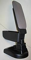 Kia Soul подлокотник Botec серый текстильный