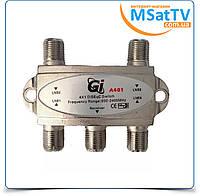 DiSEqC Switch 4x1 Gi A401