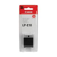 Dilux - Canon LP-E10 7,4V 860mah Li-ion аккумуляторная батарея к фотокамере, фото 1