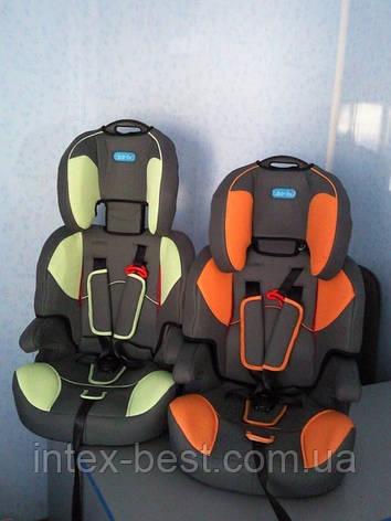 Автокресло детское переносное LB 517-4 (9-36 кг), фото 2