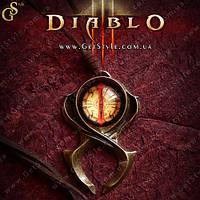 """Кулон Хранителя Хорадрима из Diablo - """"Leah Amulet"""", фото 1"""