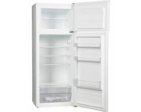 Холодильник MILANO DF 307 VM White верхняя морозильная камера, фото 2