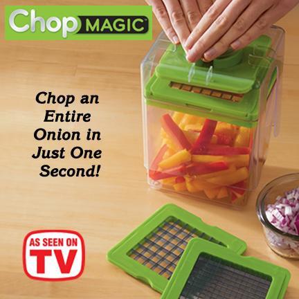 Измельчитель Chop Magic, овощерезка