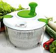 Овощерезка Salad Spinner mandoline slicer 4 in 1, измельчитель Салат Чиф Chef, фото 2