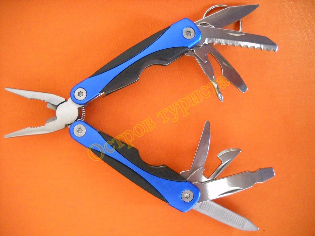 НІЖ Multi Tool 096 синій