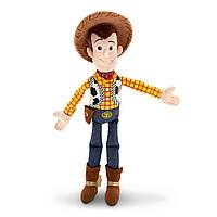 """Мягкая игрушка ковбой Вуди """"История игрушек"""", оригинал из США"""