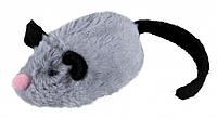 """Бегающая игрушка """"Литтл Маус"""" для кошек, мышка, плюш, 8см"""