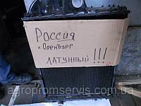 Радиатор МТЗ  медный  70У-1301010 (с латунными бачками)(вир-во Россия,Оренбург)