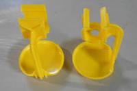 Каплеулавливатель (каплеуловитель) на квадратную трубу 22х22 (для клеток)