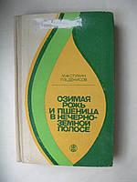 """М.Стихин """"Озимая рожь и пшеница в нечерноземной полосе"""""""