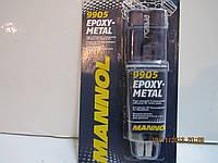 Клей эпоксидный для металлов 9905, 30 гр. MANNOL