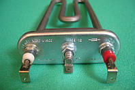 """ТЭН  (ТЕН),для стиральной машины """"LG"""" и др. 1.9 кВт из нержавеющей стали, без отверстия под датчик"""