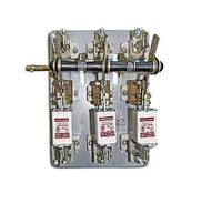Рубильник РПБ  РПБ-1 (100А), РПБ-2 (250 А), РПБ-4 (400 А) РПБ-6 (600А), с боковым приводом