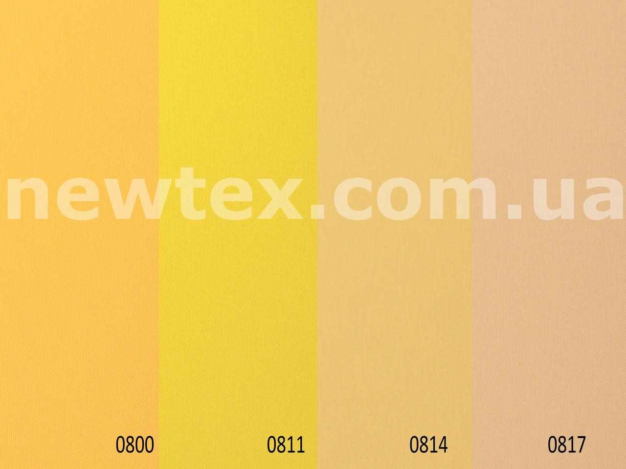 Ролеты тканевые открытого типа Берлин (31 цвет)