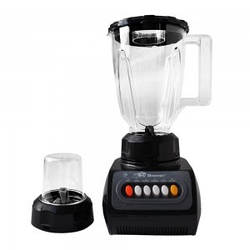Блендер + кавомолка + подрібнювач,кофемолка Domotec 1500 вт Німеччина