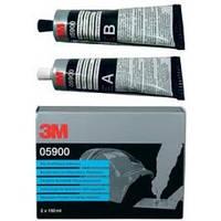 3М™ 05900 FPRM - Клей для ремонта пластика 2-х компонентный, 150+150 мл