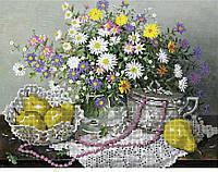 Схема для вышивки бисером Натюрморт КМР 3088