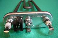 """ТЭН для стиральной машины """"Whirlpool"""" и др. 2.050 кВт из нержавеющей стали, с датчиком (Италия)"""