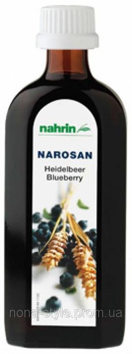 Наросан Черника (Narosan Blueberry) 250 мл