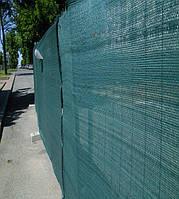 Сетка затеняющая, 90% (1м*25м) Польша, для теплиц, навесов, заборов