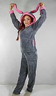Домашний костюм-пижама из турецкой махры
