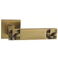 Итальянская дверная ручка Oro&Oro 010-13E MAB (античная бронза)