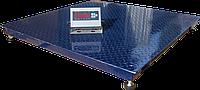 Платформенные весы ЗЕВС Премиум (1000х1000см) 2000 кг