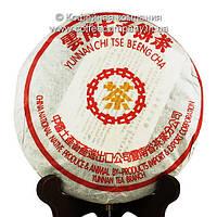 Чай Пуэр Шу Гунтин Дворцовый 2011 года прессованный 357г