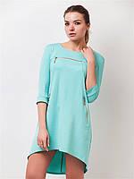 Молодежное платье со шлейфом 90159