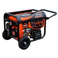 Бензиновый (газовый) генератор Vitals Master EST 6.0 bng (природный газ)