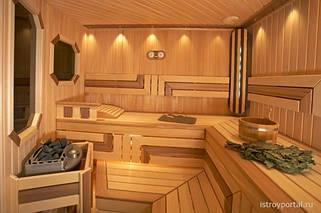 Оборудование для сауны,бани и хамама(турецкой бани)