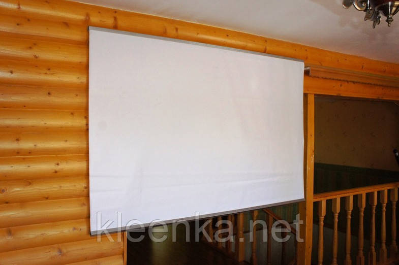 Полотно для создания  экрана проектора в домашних условиях или замены испорченного