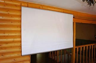 Ткань для экрана проектора своими руками