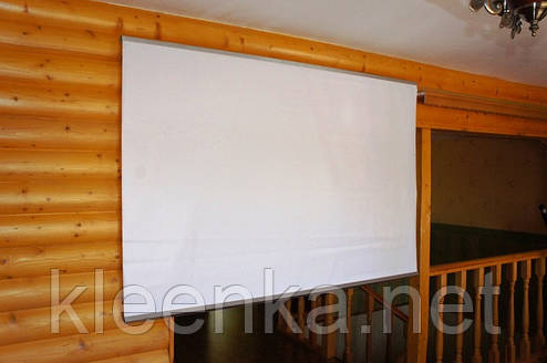 Полотно для создания  экрана проектора в домашних условиях или замены испорченного, фото 2