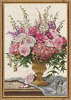 """Набор для вышивания крестом """"Symphony Bouquet//Букет симфонии"""" Design Works"""