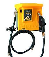 Топливораздаточная колонка VISION 60, 220В, 60 л/мин, для дизельного топлива (дизеля, ДТ) без пьедестала КИЕВ