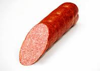 Колбаса варено копченая говяжья в/с